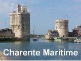 gites en charente maritime